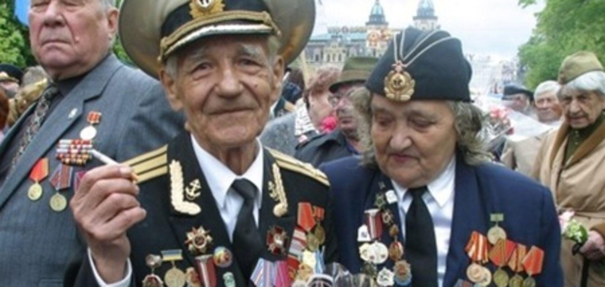 Ветераны отметили освобождение Львова от фашистов вопреки запрету
