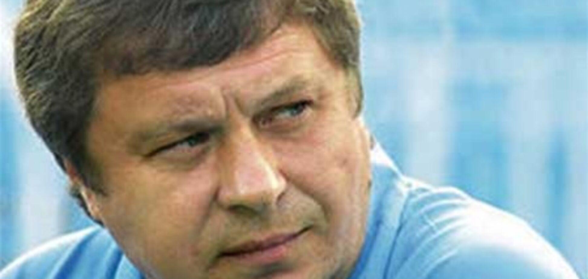 Заваров: 'Если Суркис последователен - должен уволить Семина'