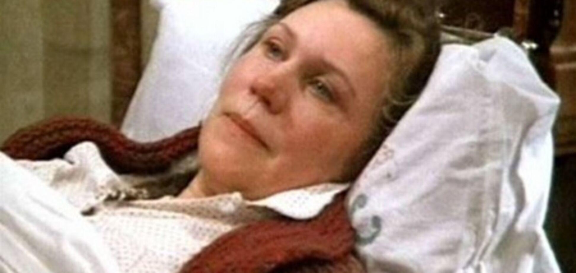 Ушла из жизни известная советская актриса
