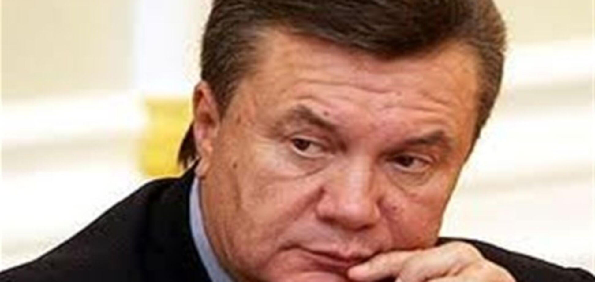 Виктору Януковичу припомнили обещания