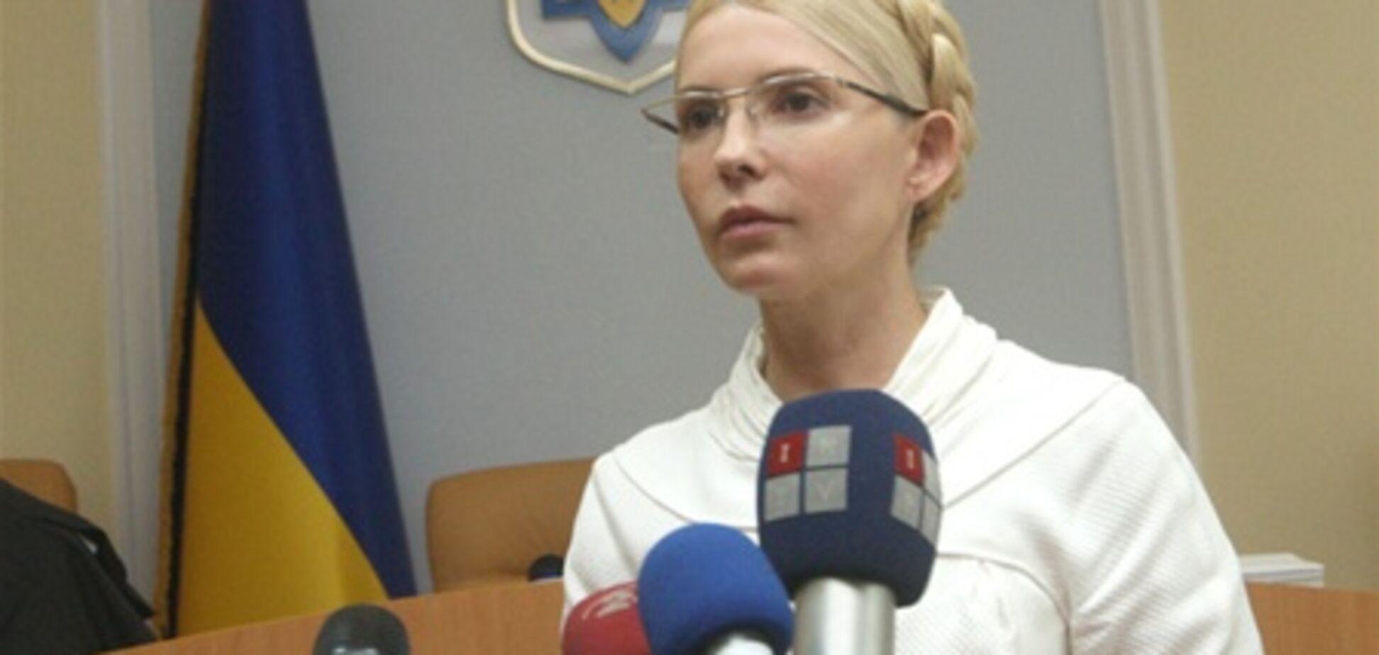 Еще один представитель 'Нафтогаза' оправдал Тимошенко в суде