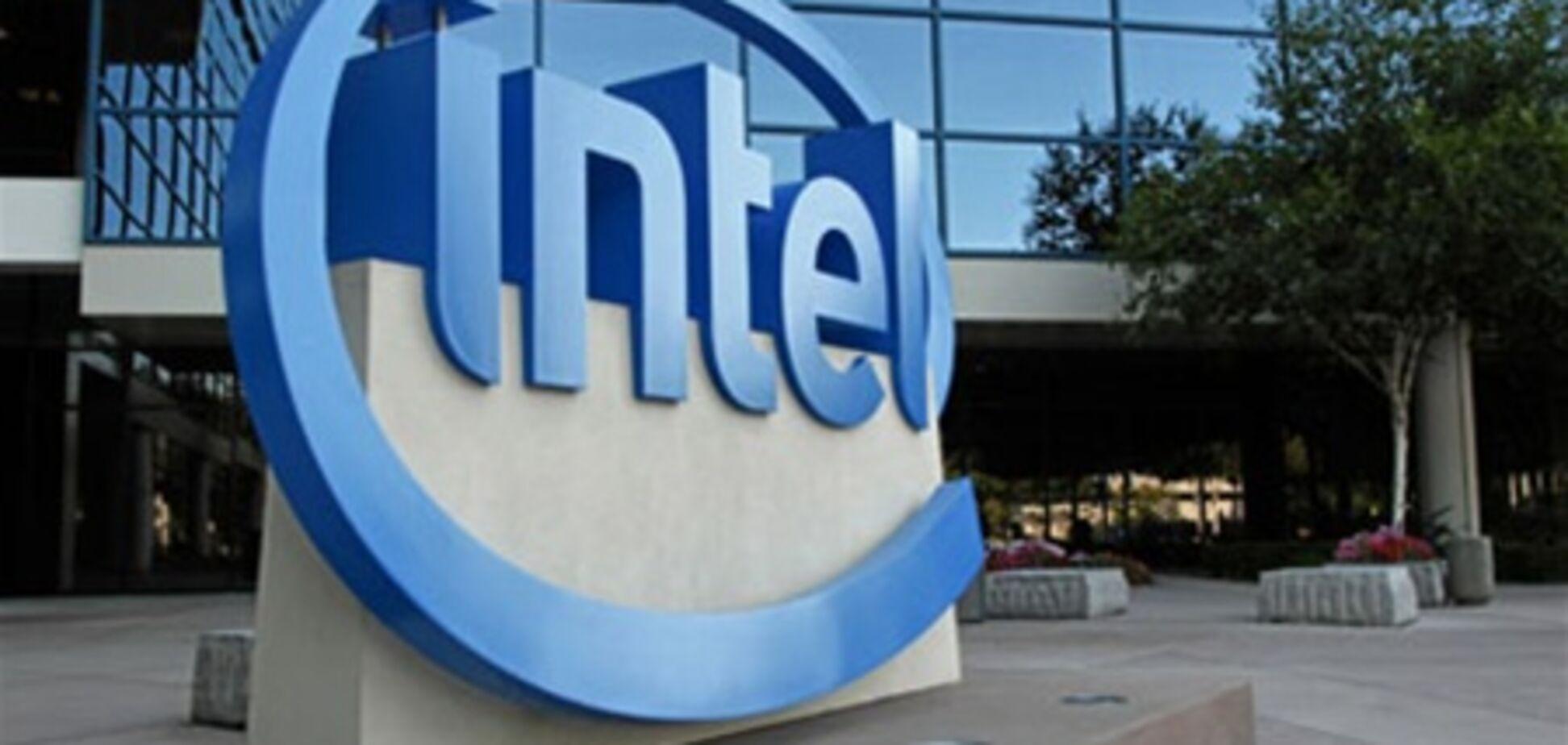 Intel обещает увеличить производительность мобильных процессоров в 10 раз