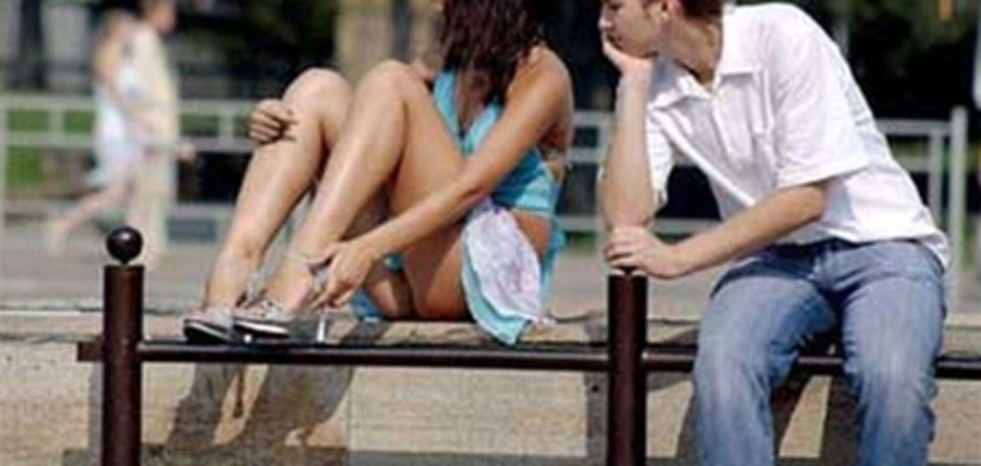 Школа пикапа: как добиться секса за пять минут