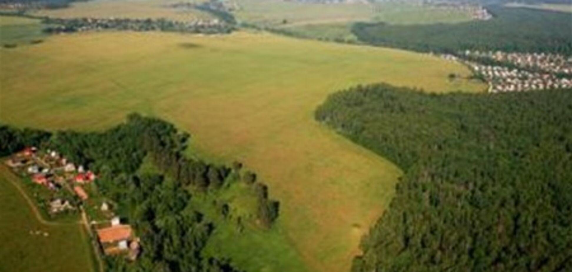 В Украине перепишут Земельный кодекс