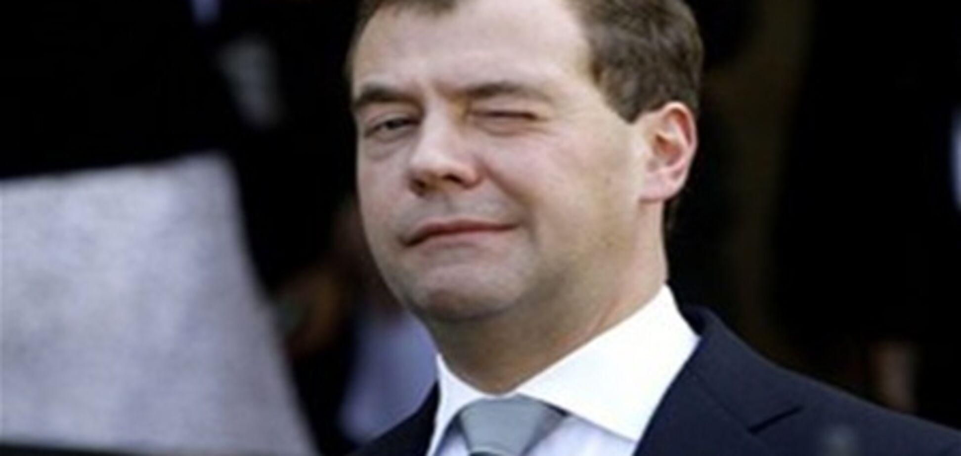 Родители назвали новорожденную дочь в честь Дмитрия Медведева