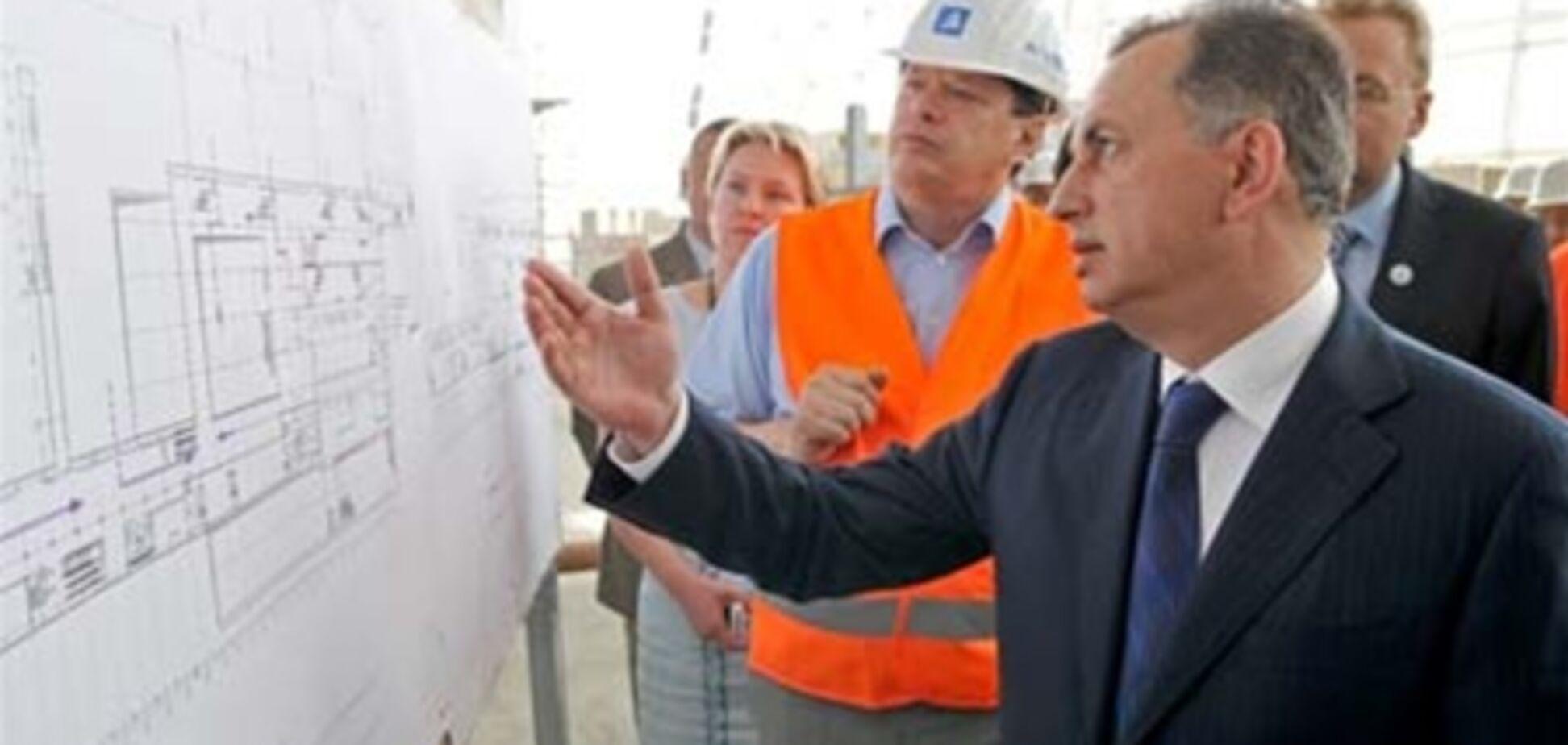 Україна в підготовці до Євро-2012 орієнтується на світові стандарти - Колесніков