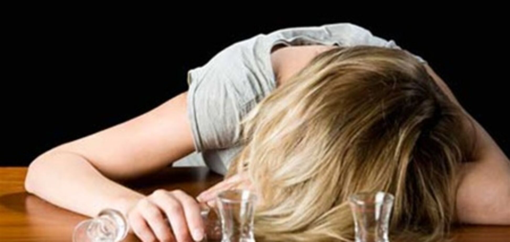 Алкоголизм подкосил жителей Киева
