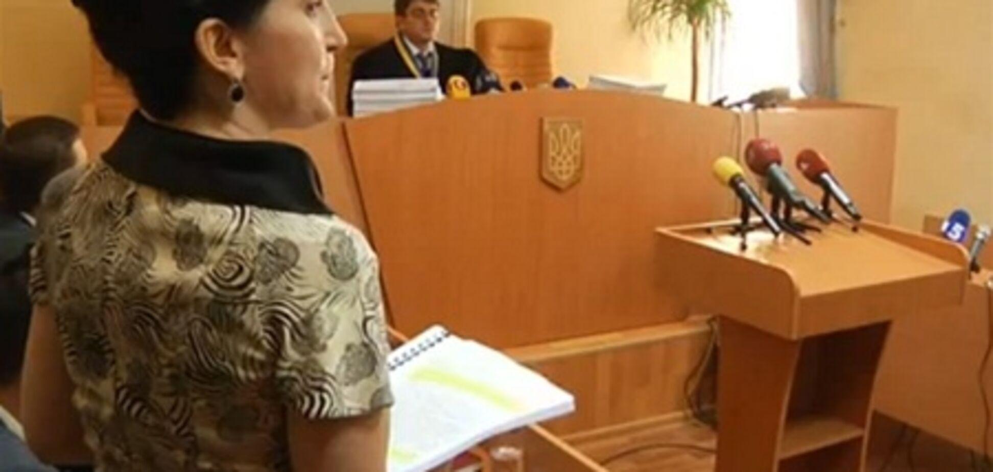 Прокурор Фролова снова пригрозила Тимошенко арестом