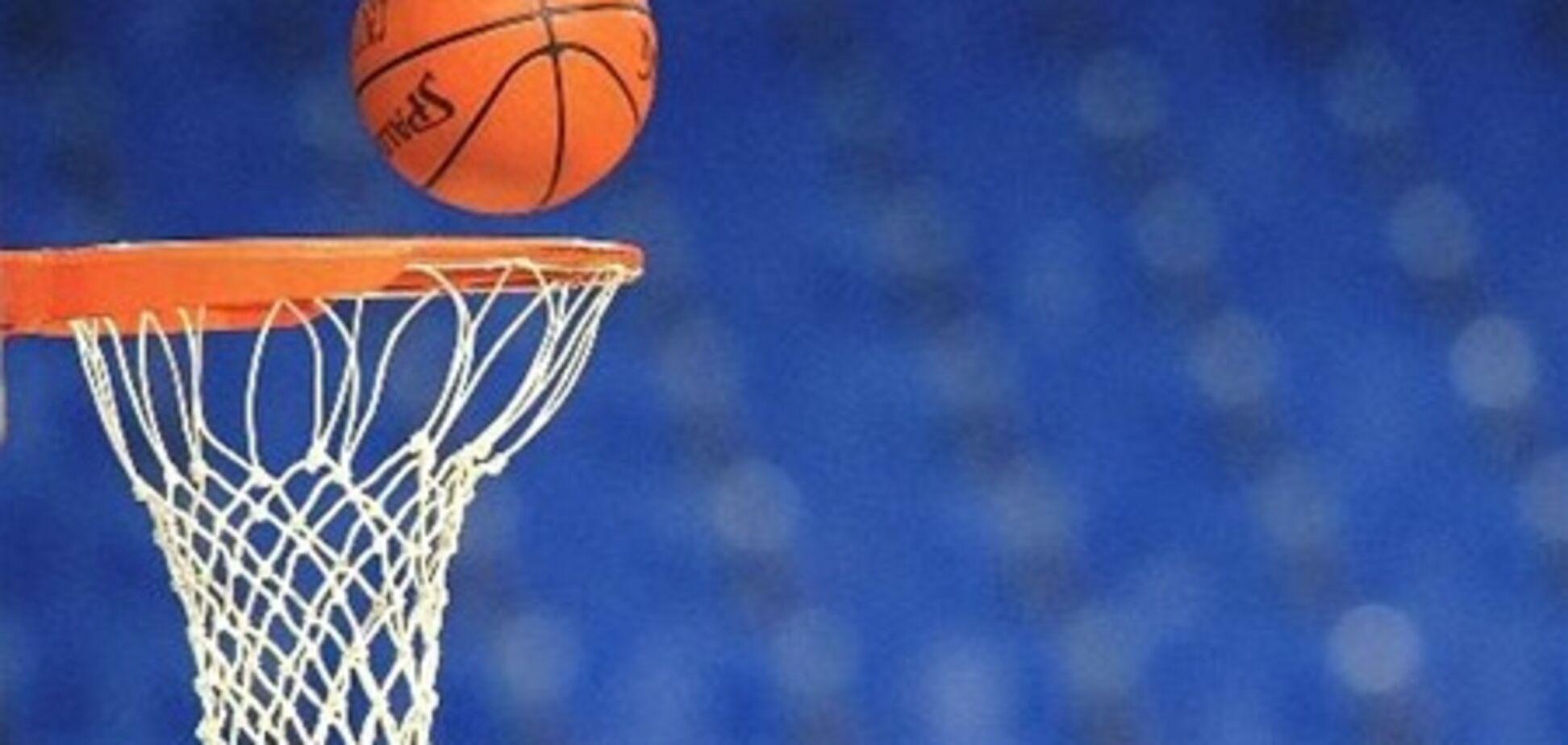 Київ прийме міжнародний турнір з баскетболу
