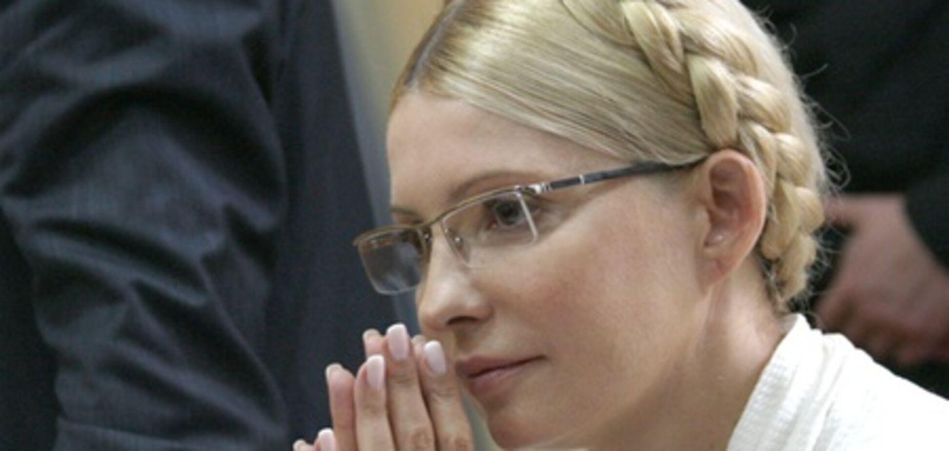 Киреев сжалился над Тимошенко и отключил кондиционер