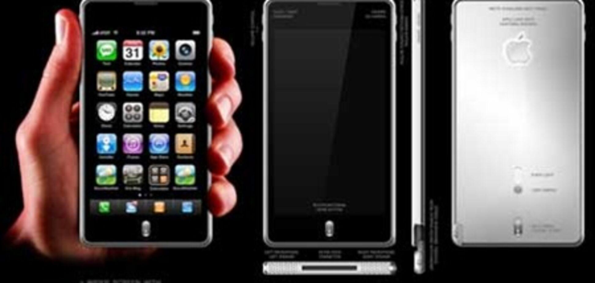 Китайцы распространили новый слух о выходе нового поколения iPhone