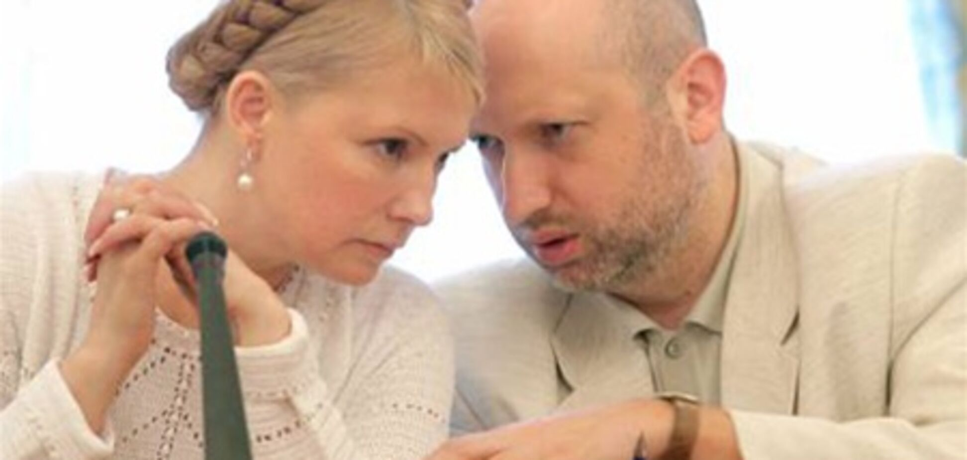 Тимошенко хочет, чтобы по ее делу допросили Турчинова