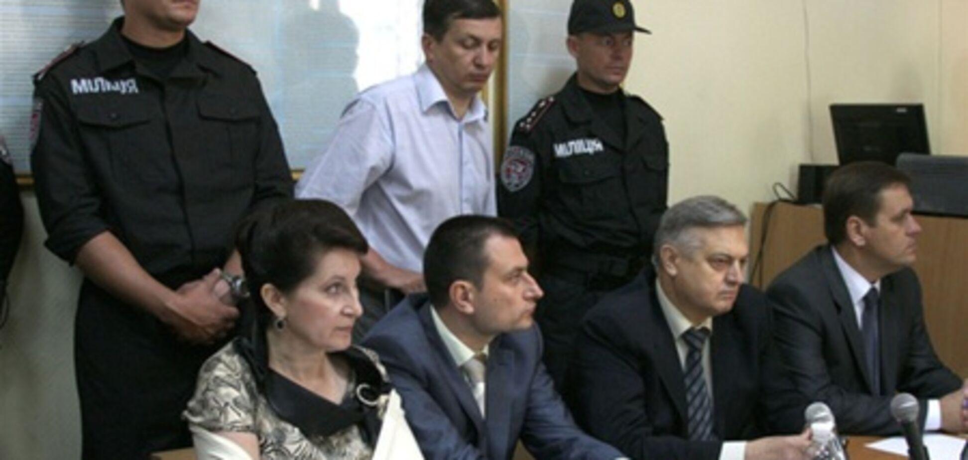 Тимошенко отказали в отводе прокурора
