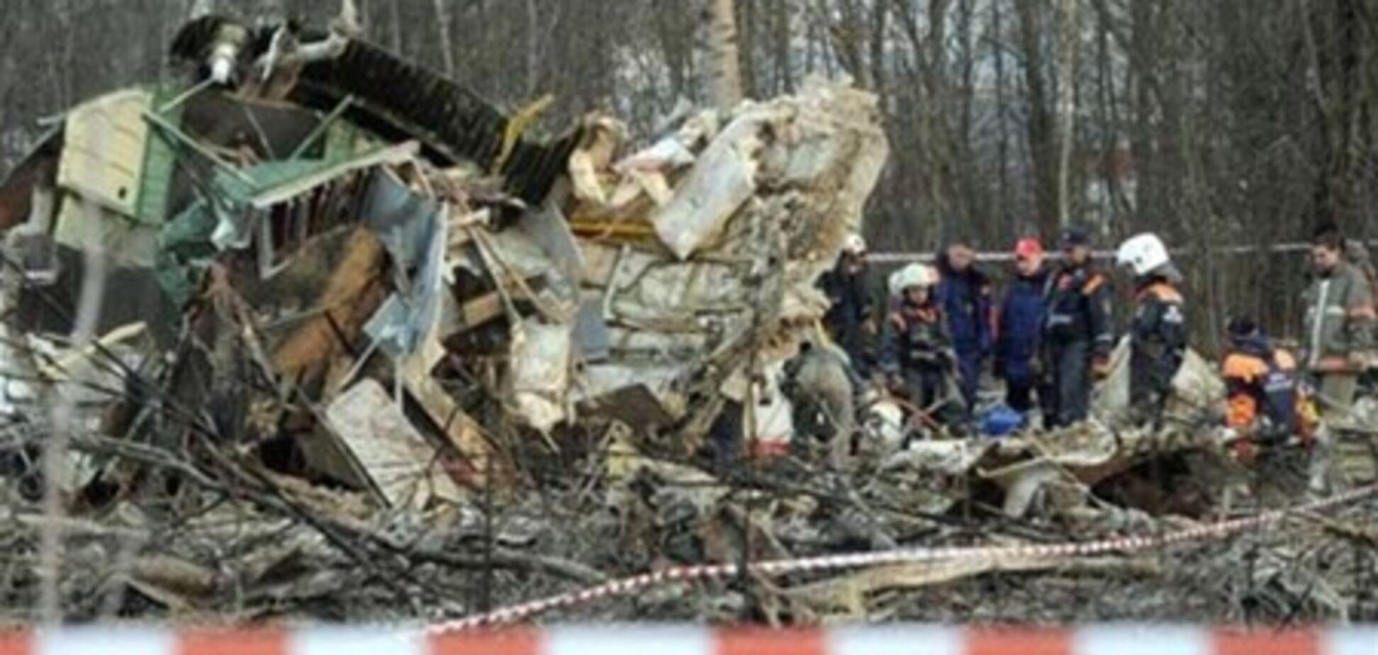 Доклад Польши: диспетчер давал неправильные команды экипажу Ту-154