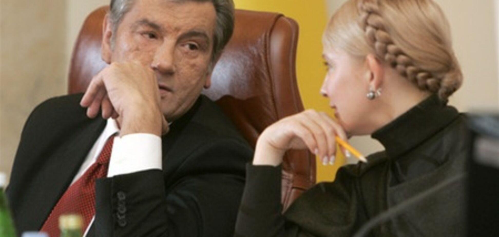 Ющенко вызван свидетелем на суд против Тимошенко