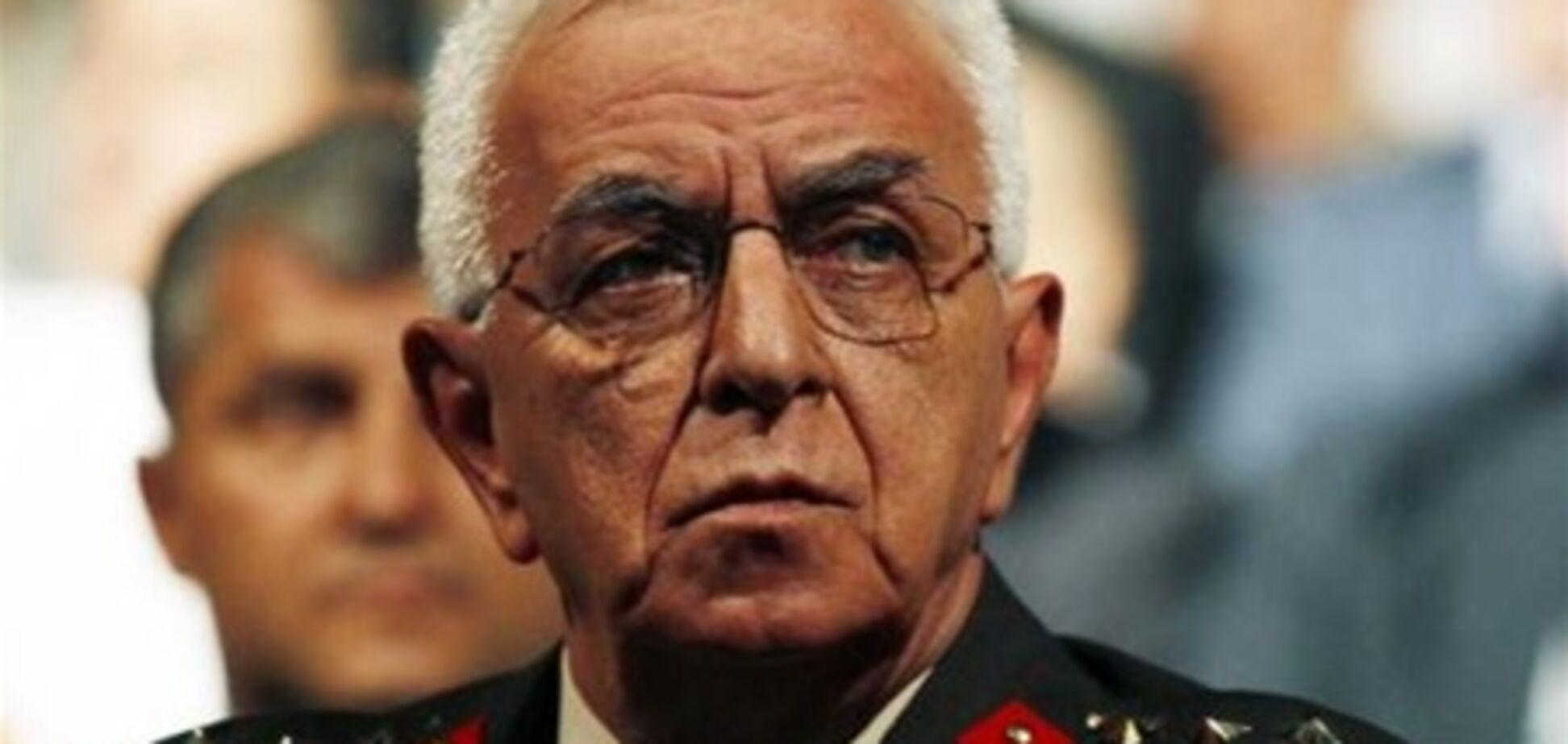 Военное руководство Турции ушло в отставку