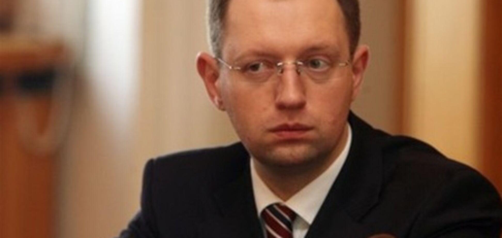 Яценюк: земельна реформа - класичне повторення приватизації 90-х років