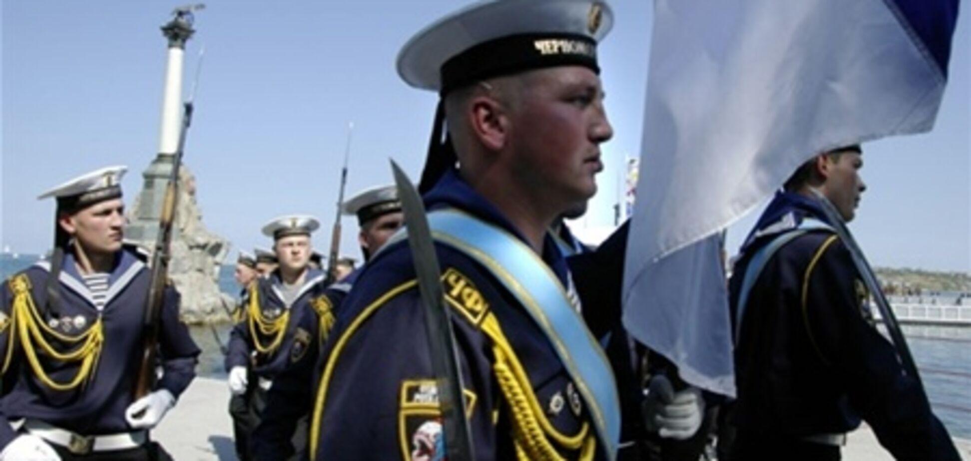 Черноморский флот России сократился за последние годы в 10 раз