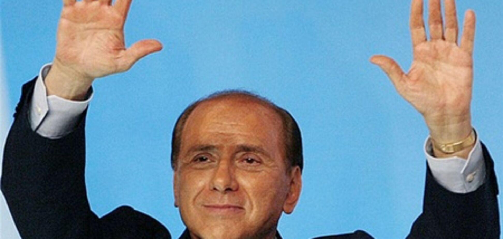 Берлускони перенес операцию