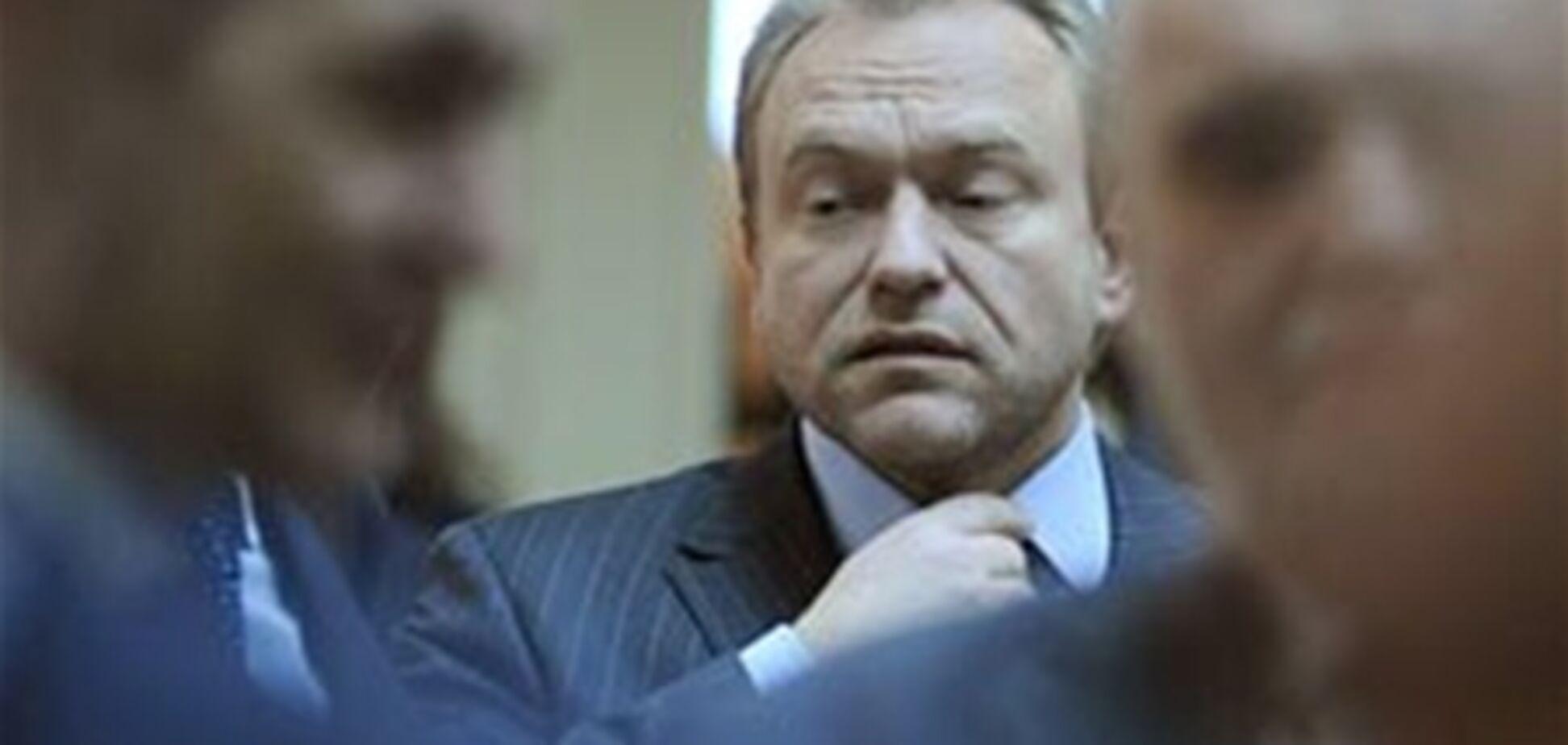 Судья Мороз оставил Волгу в СИЗО на 2 месяца