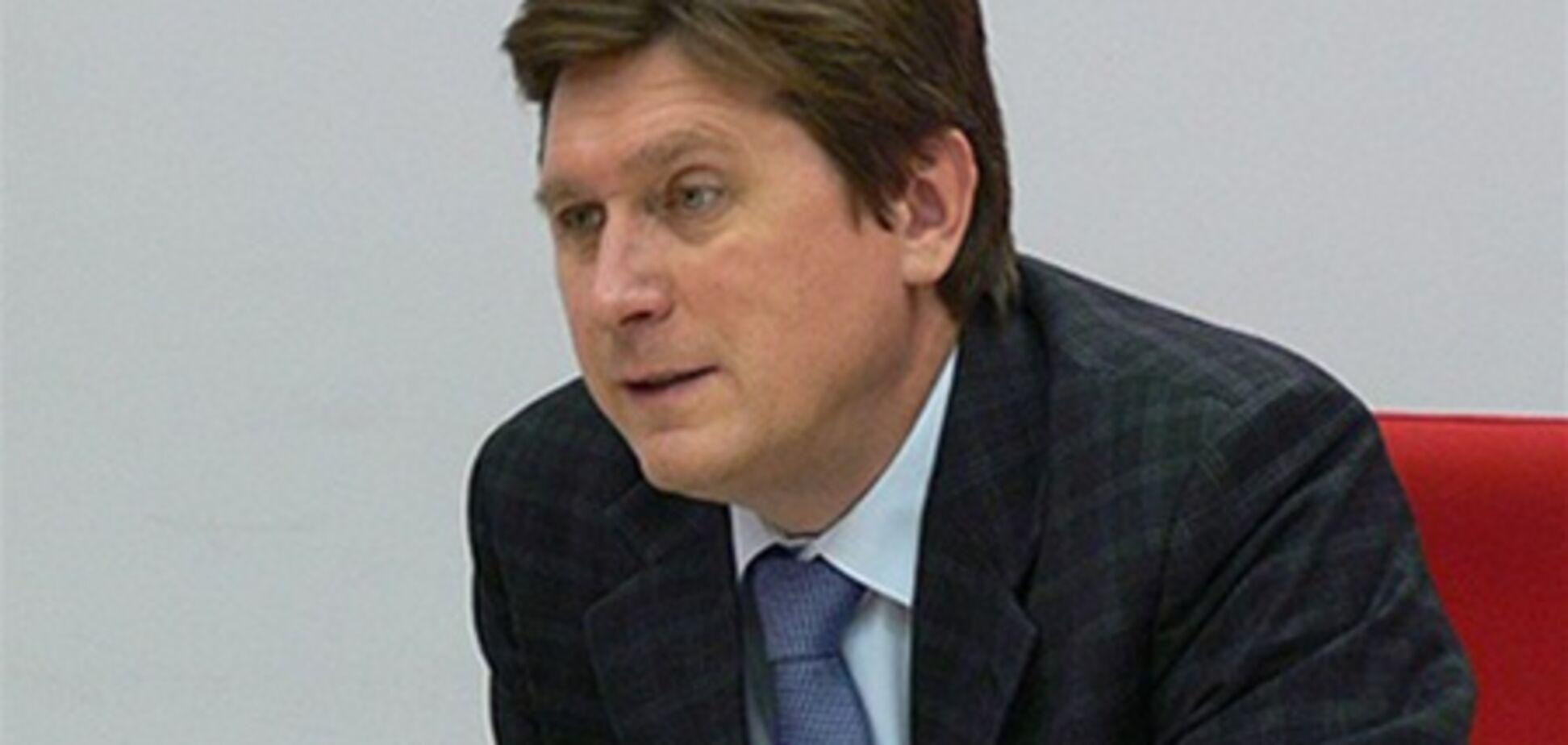 Россия наказывает Украину за стремление в Европу