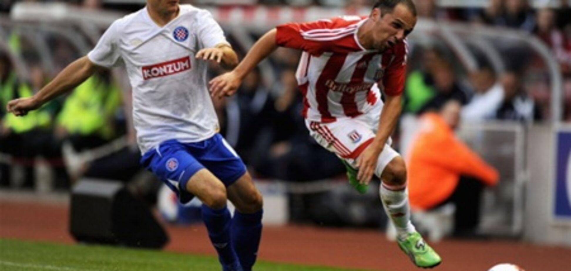 Состоялись первые матчи 3-го квалифайнраунда Лиги Европы