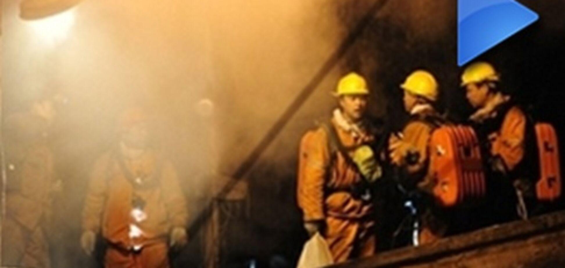 ОБОЗ.TV: взрыв на шахте в городе Суходольск Луганской области