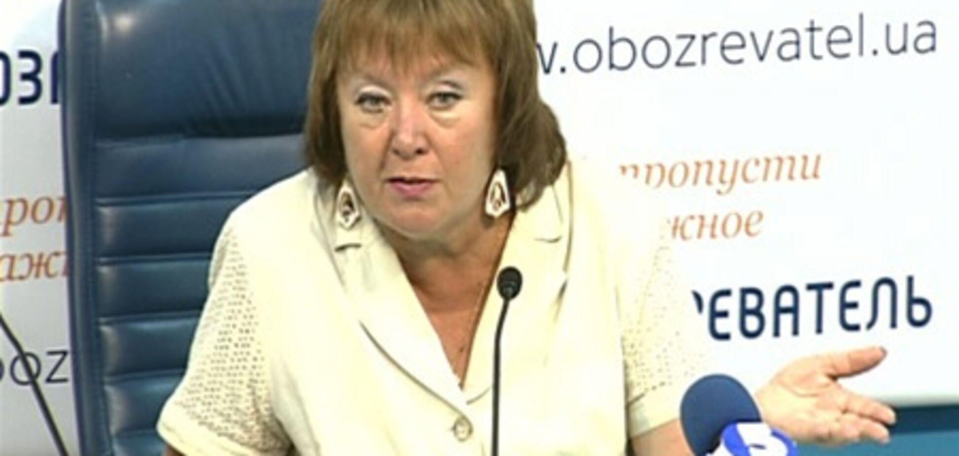 Витренко возмущена «судилищем» над Тимошенко