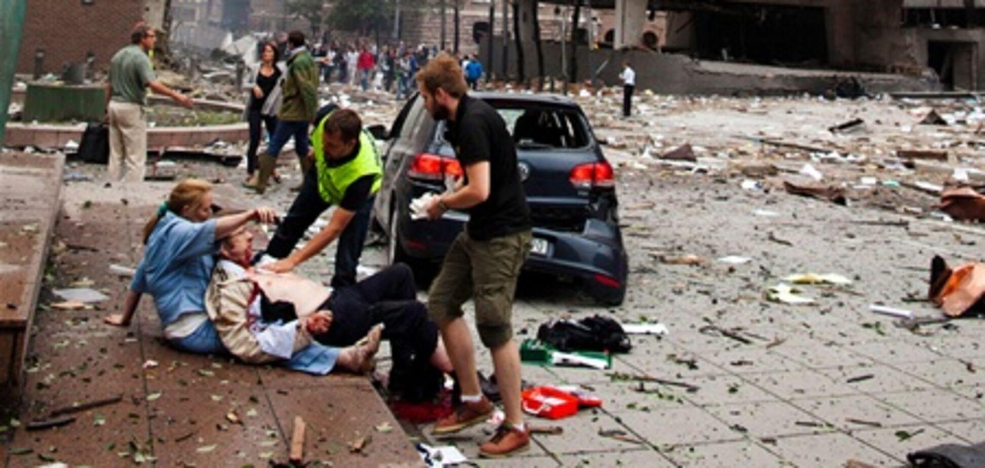 Брейвик заложил бомбу весом 500 кг и планировал еще 2 теракта