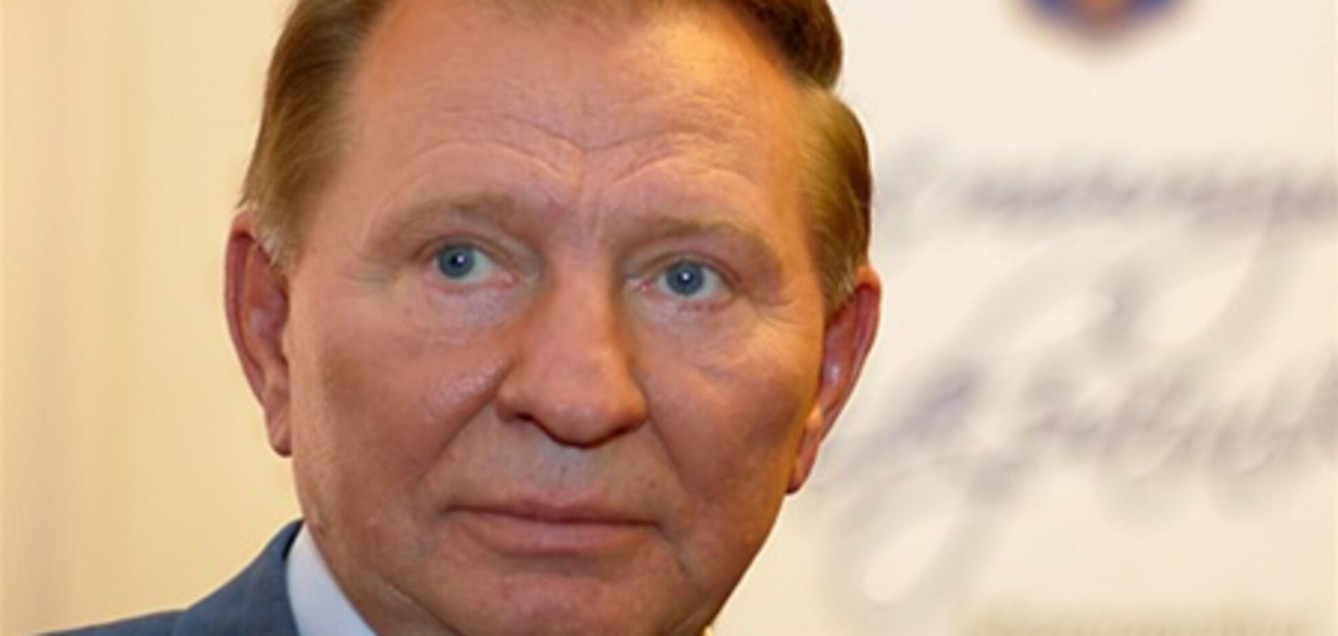 Эксперт: орден, врученный Кучме - унижение для России