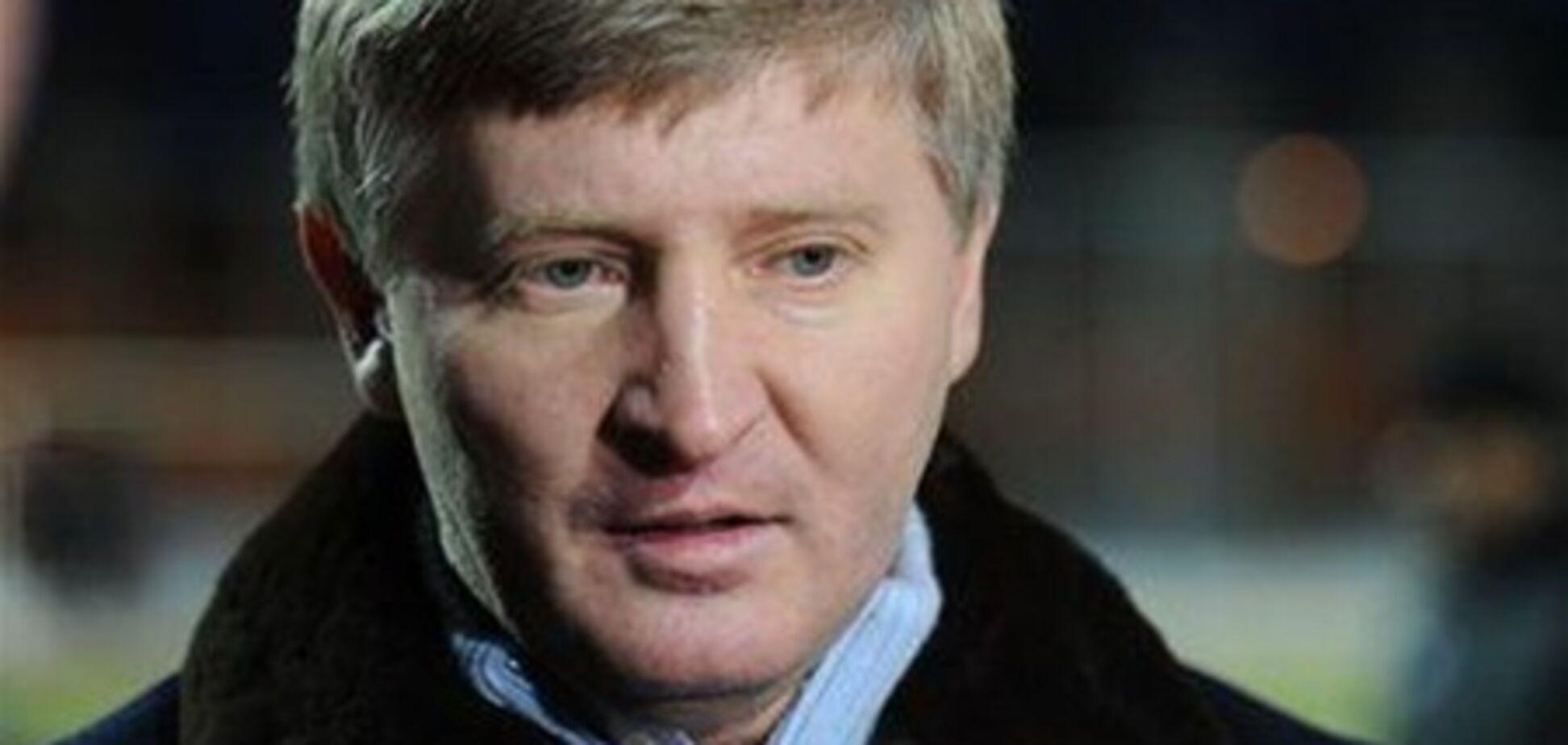Ахметов высказал соболезнования семьям погибших горняков