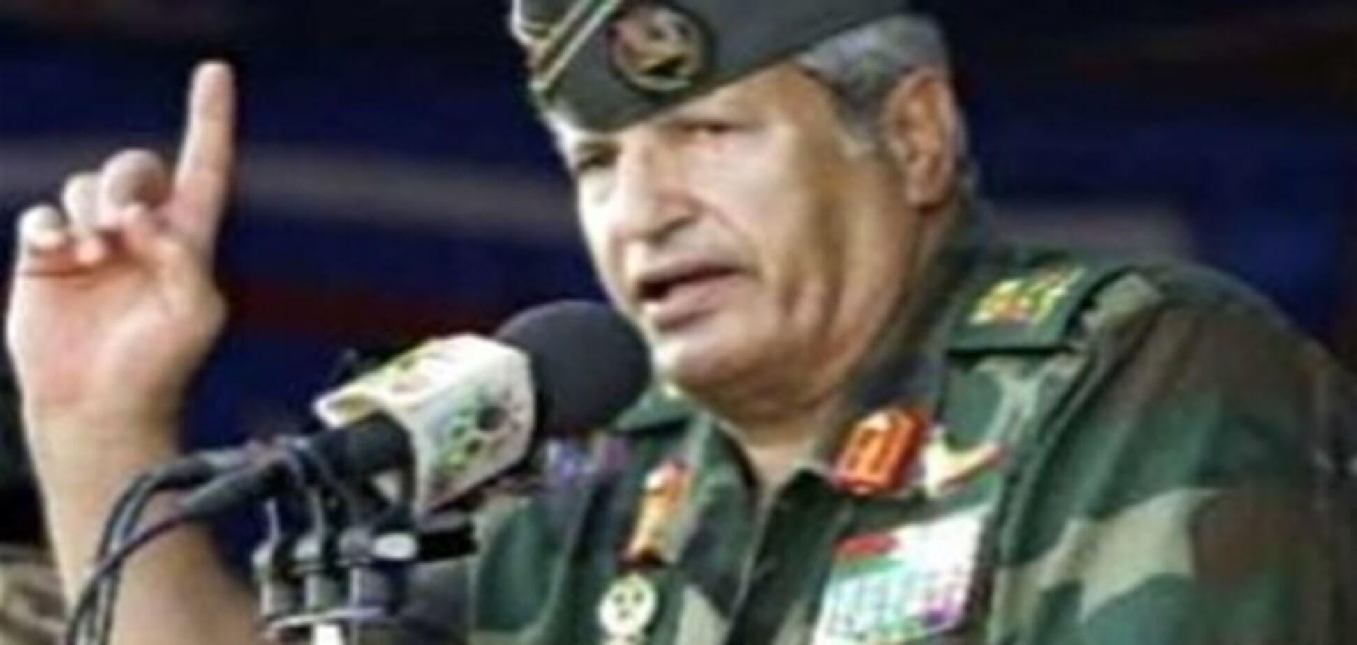В Ливии расстрелян глава повстанцев
