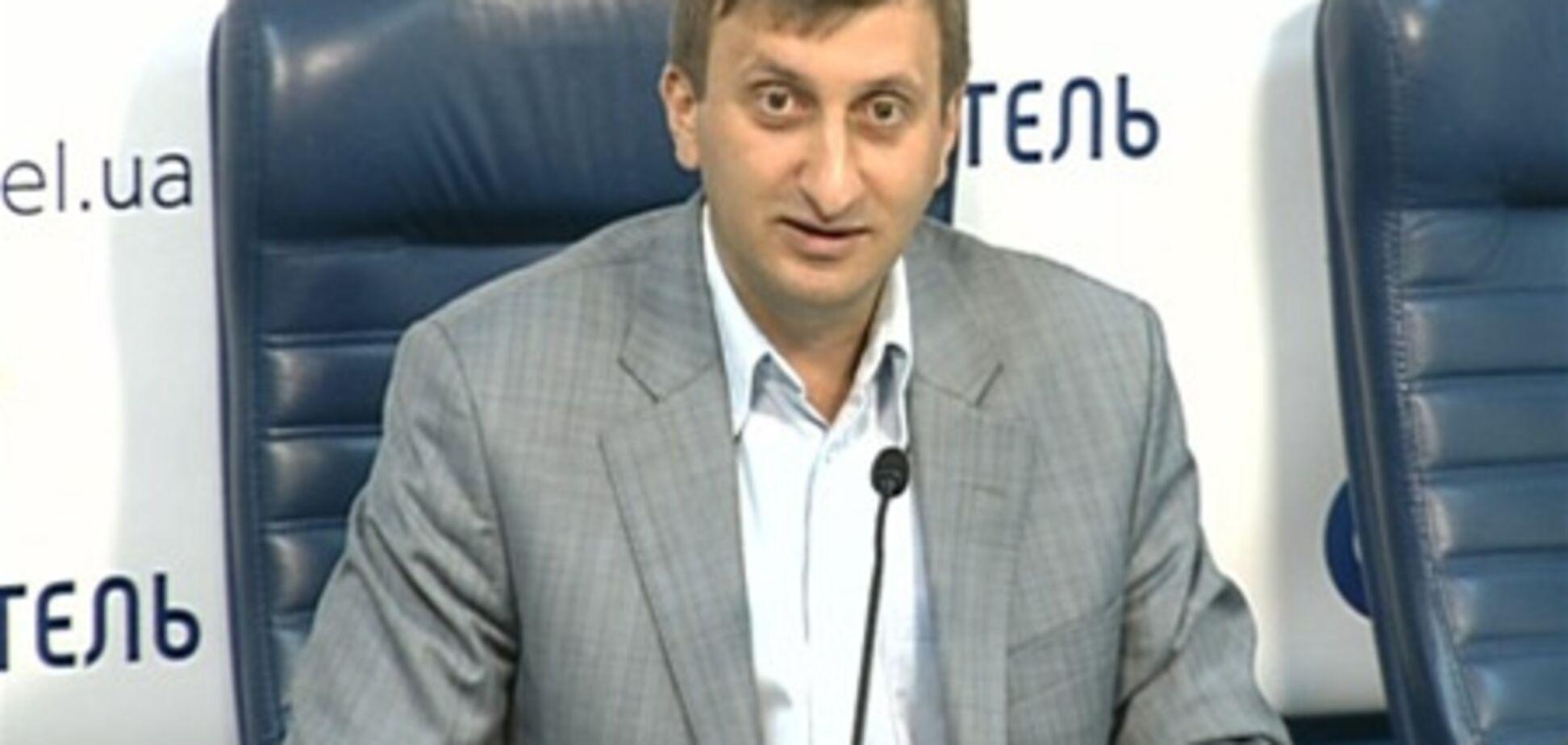 Кулик: молодий суддя для Тимошенко – краще старого