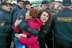 Президентом Білорусі стане мученик
