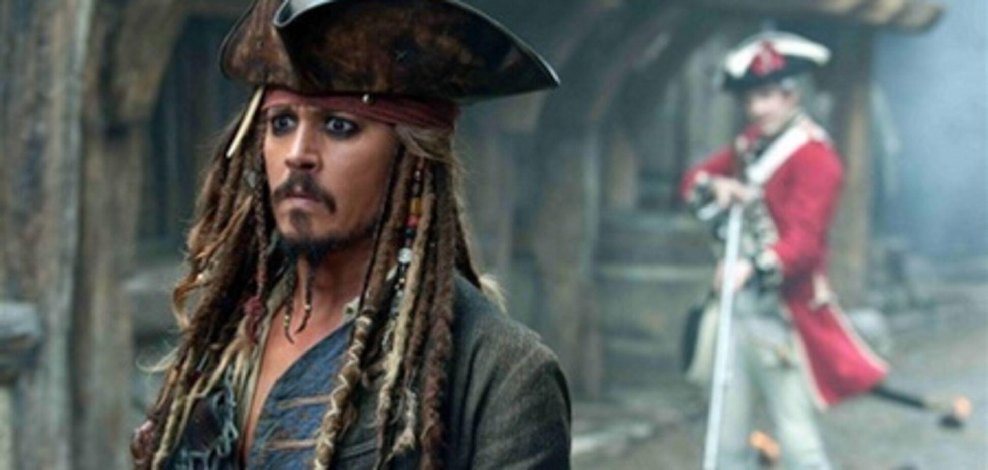 Джонни Депп начал переговоры о пятых «Пиратах»
