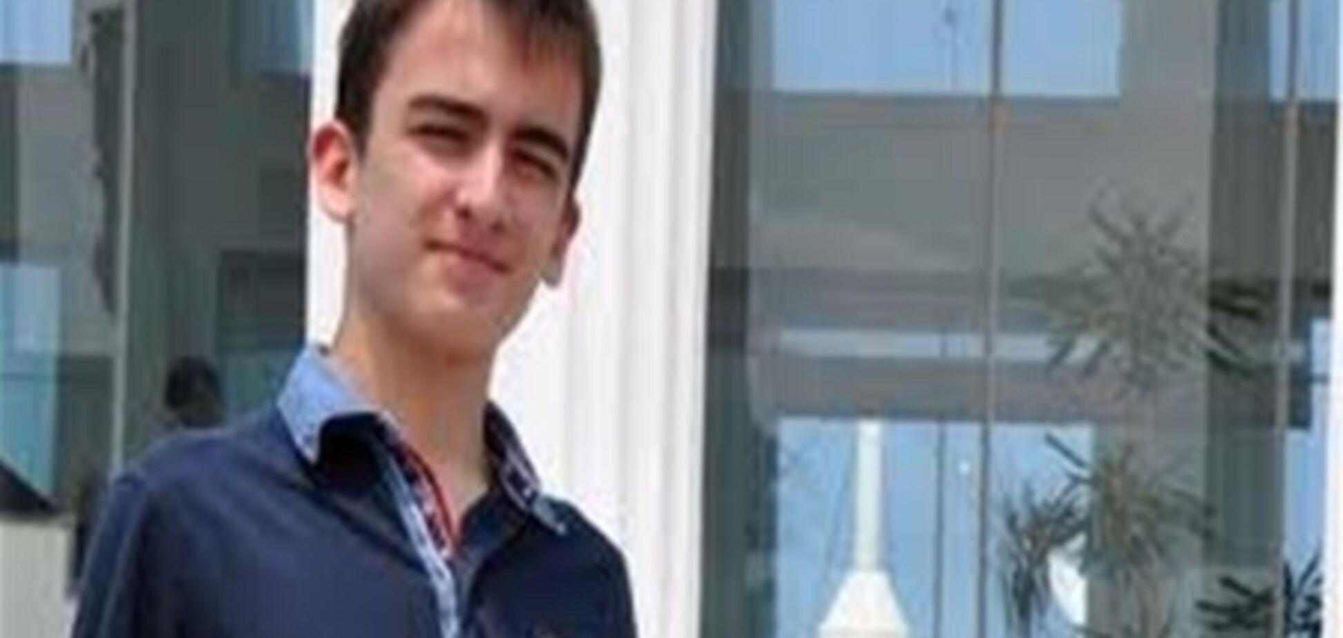 Сын Саакашвили сотворил нечто из ряда вон выходящее. Фото