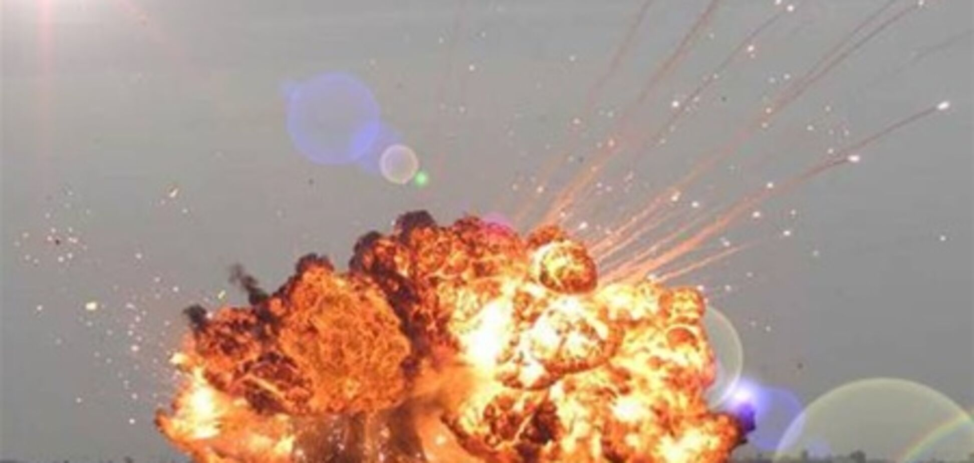 В Туркмении прогремел мощный взрыв на складе боеприпасов