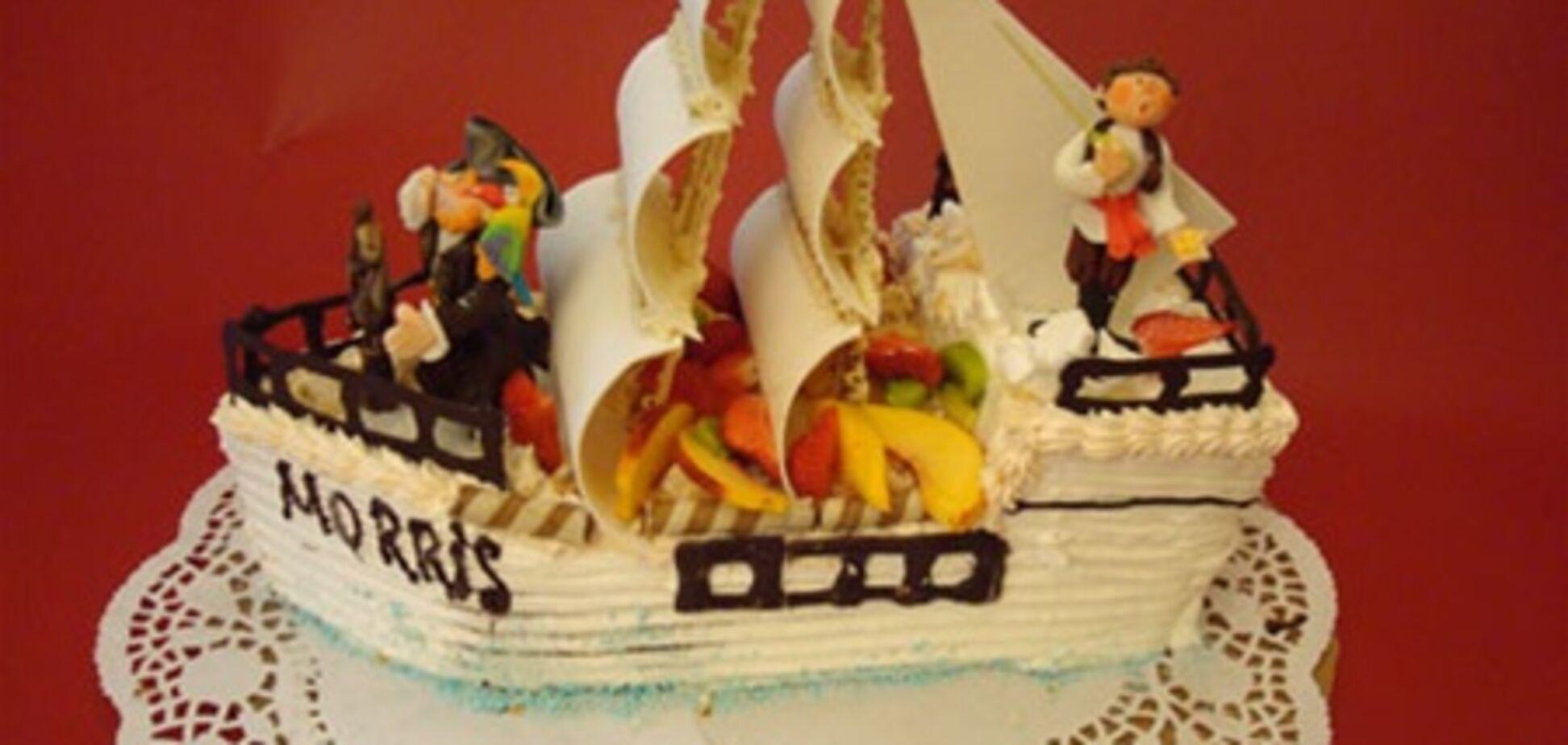 Оригинальные идеи для тортов