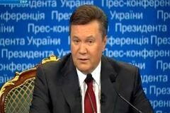 Янукович в июле планирует встречу с Медведевым