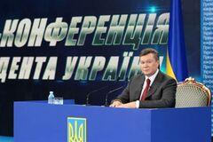 Янукович обещает бороться с коррупцией