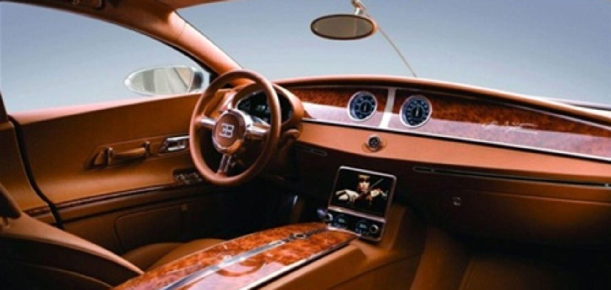 Президент Bugatti рассказал сколько будет стоить суперкар Galibier