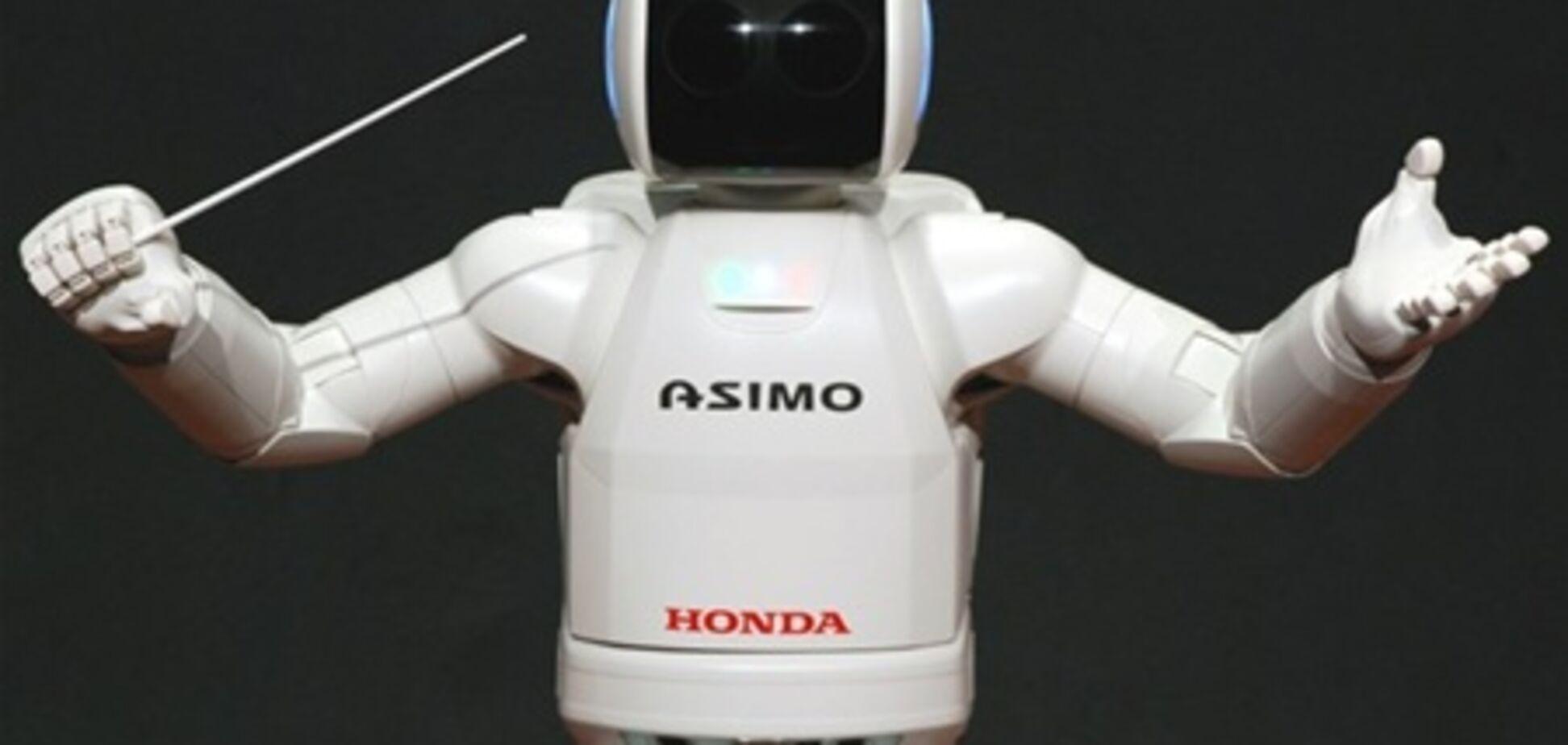 'Хонда' відправить на 'Фукусіму' людиноподібного робота