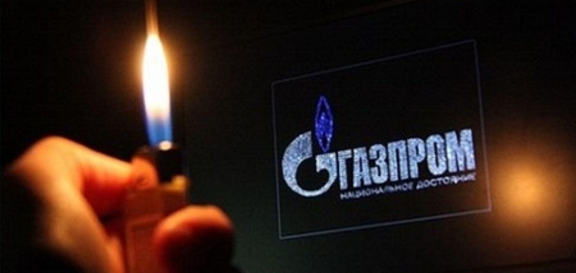 Газпром в цифрах