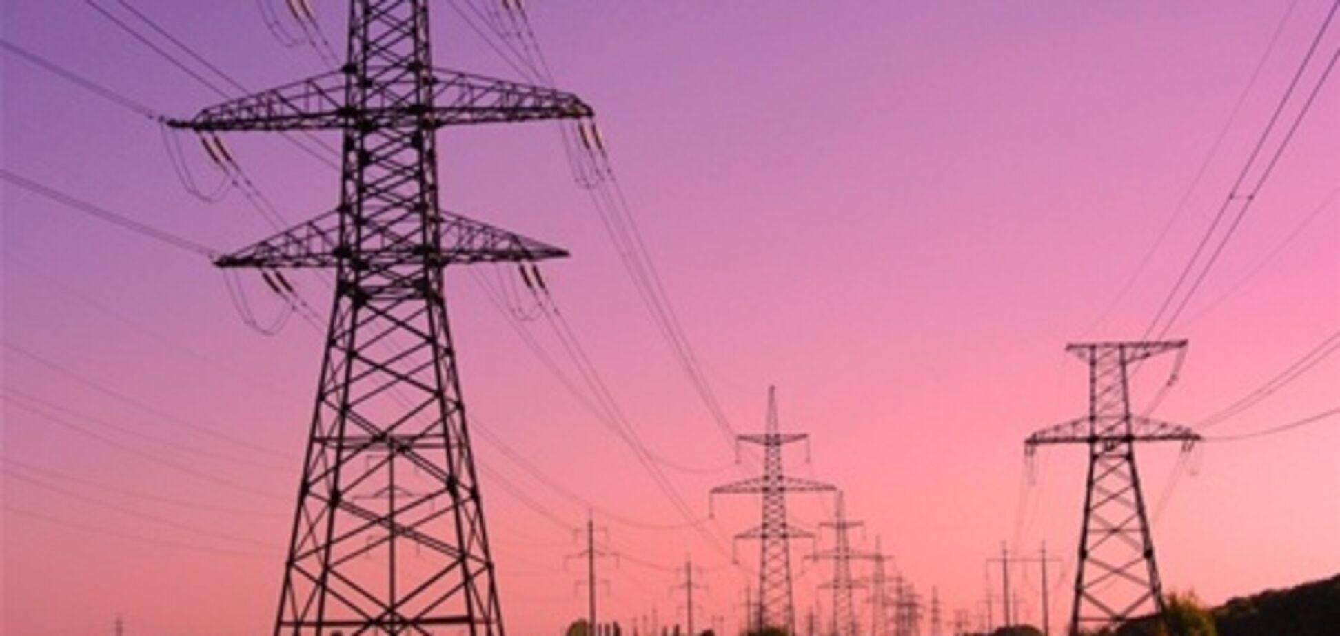 Експорт електроенергії Україна збільшила в три рази