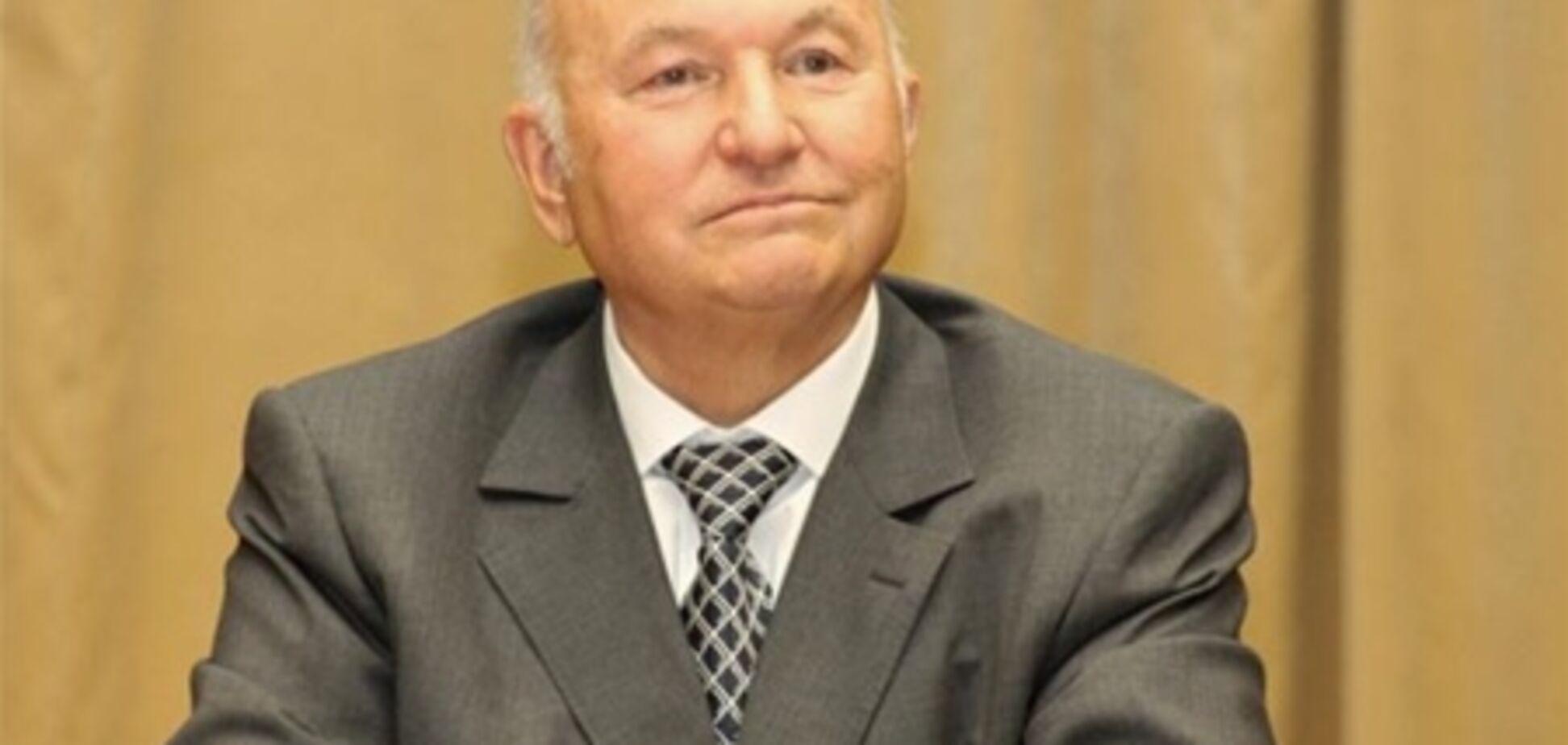 Лужкова попросили призначити прем'єром Криму