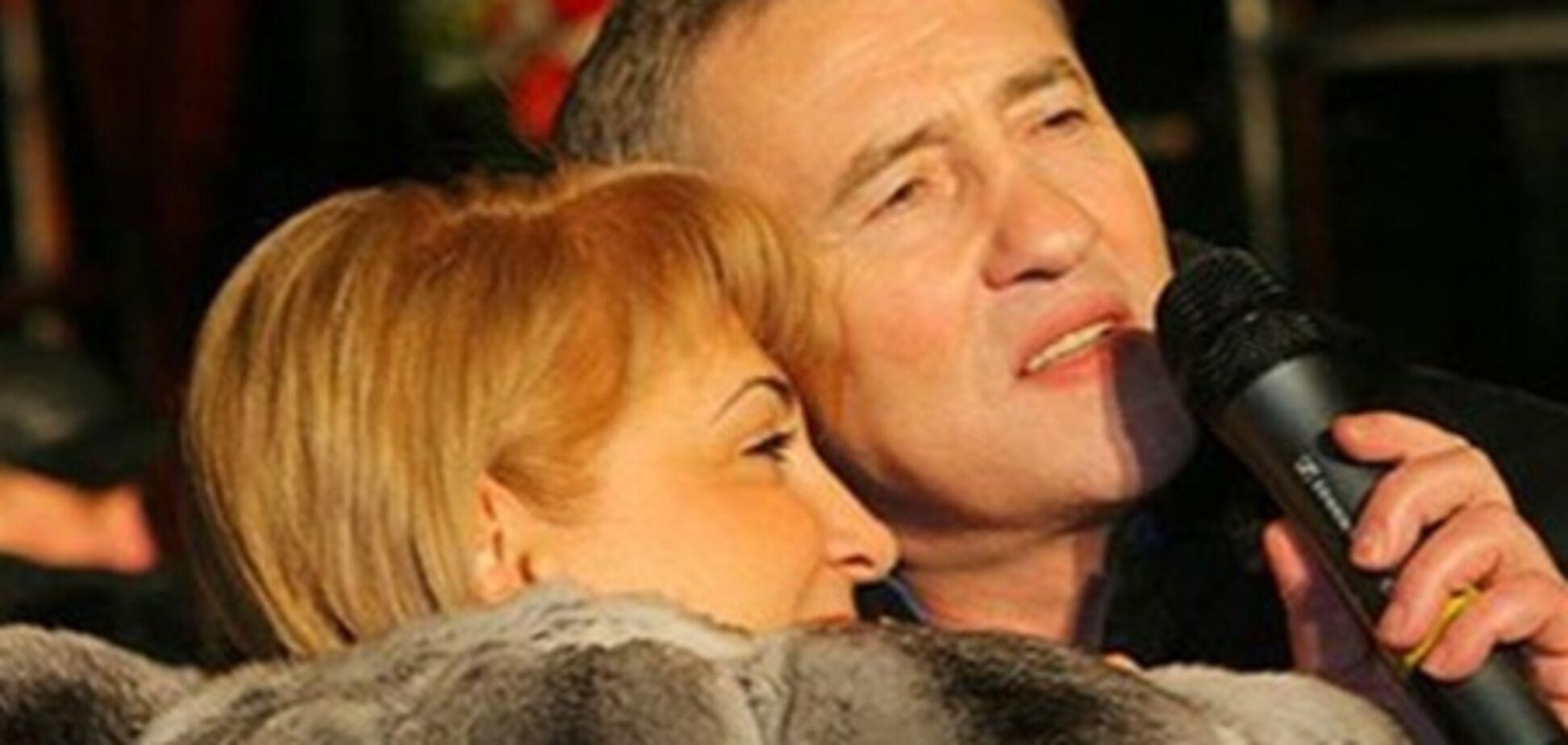 Жена Черновецкого разоткровенничалась о своем браке