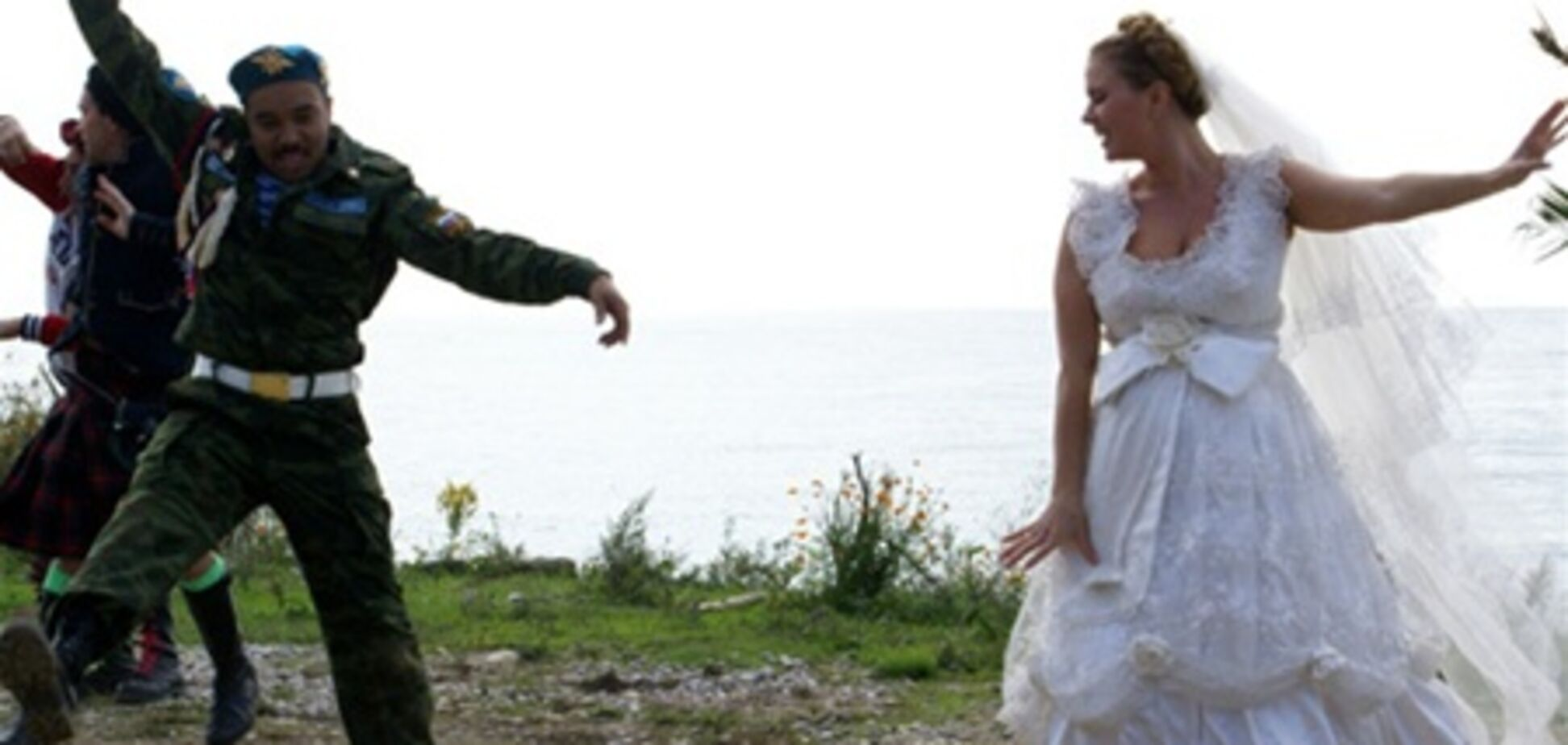 Семенович вышла замуж за десантника