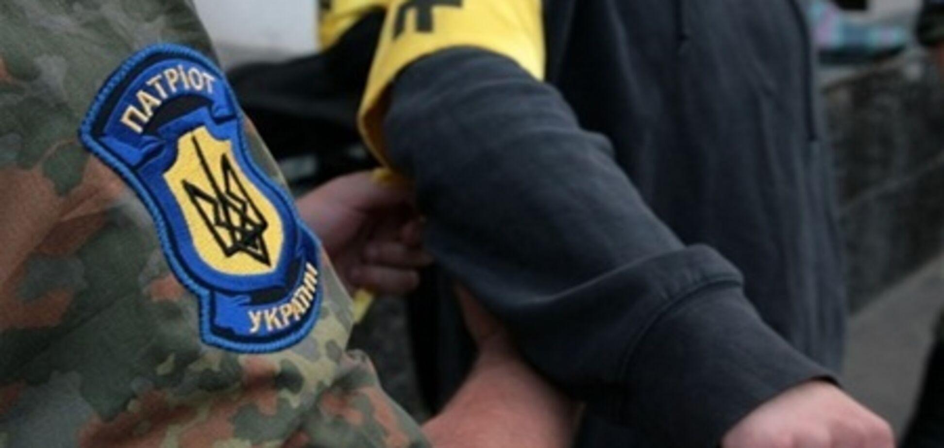 Арестованы трое членов 'Патриота Украины'