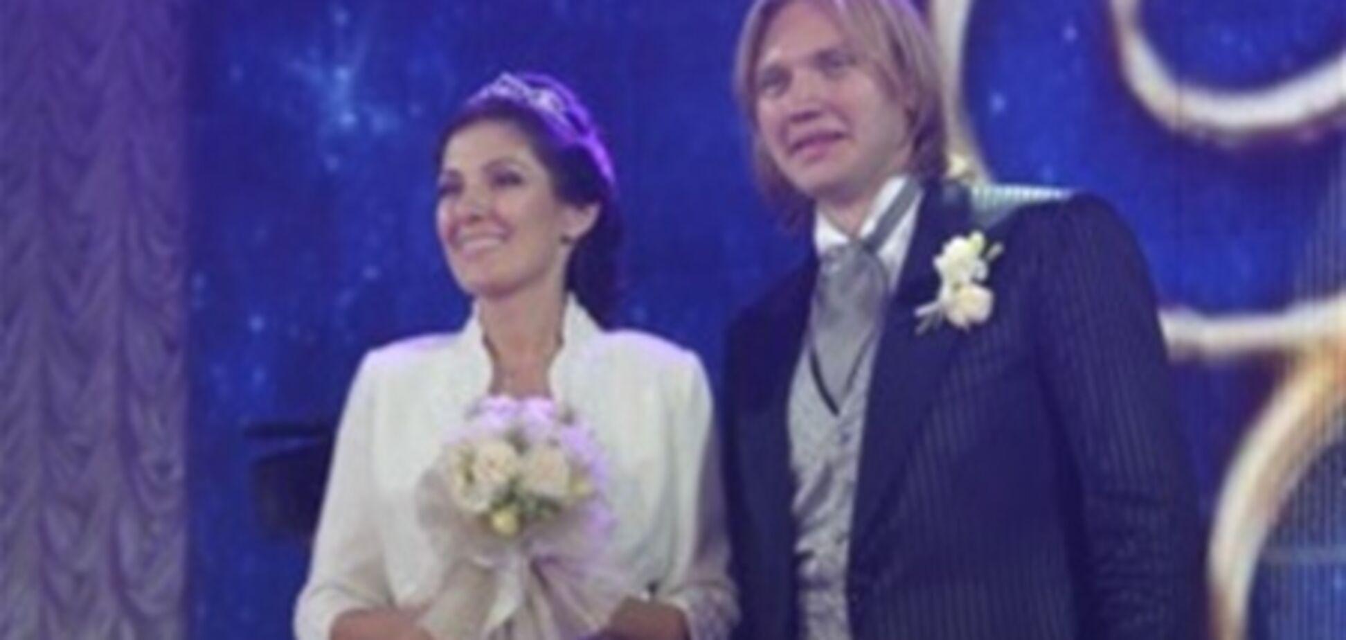 Кадышева организовала царскую свадьбу