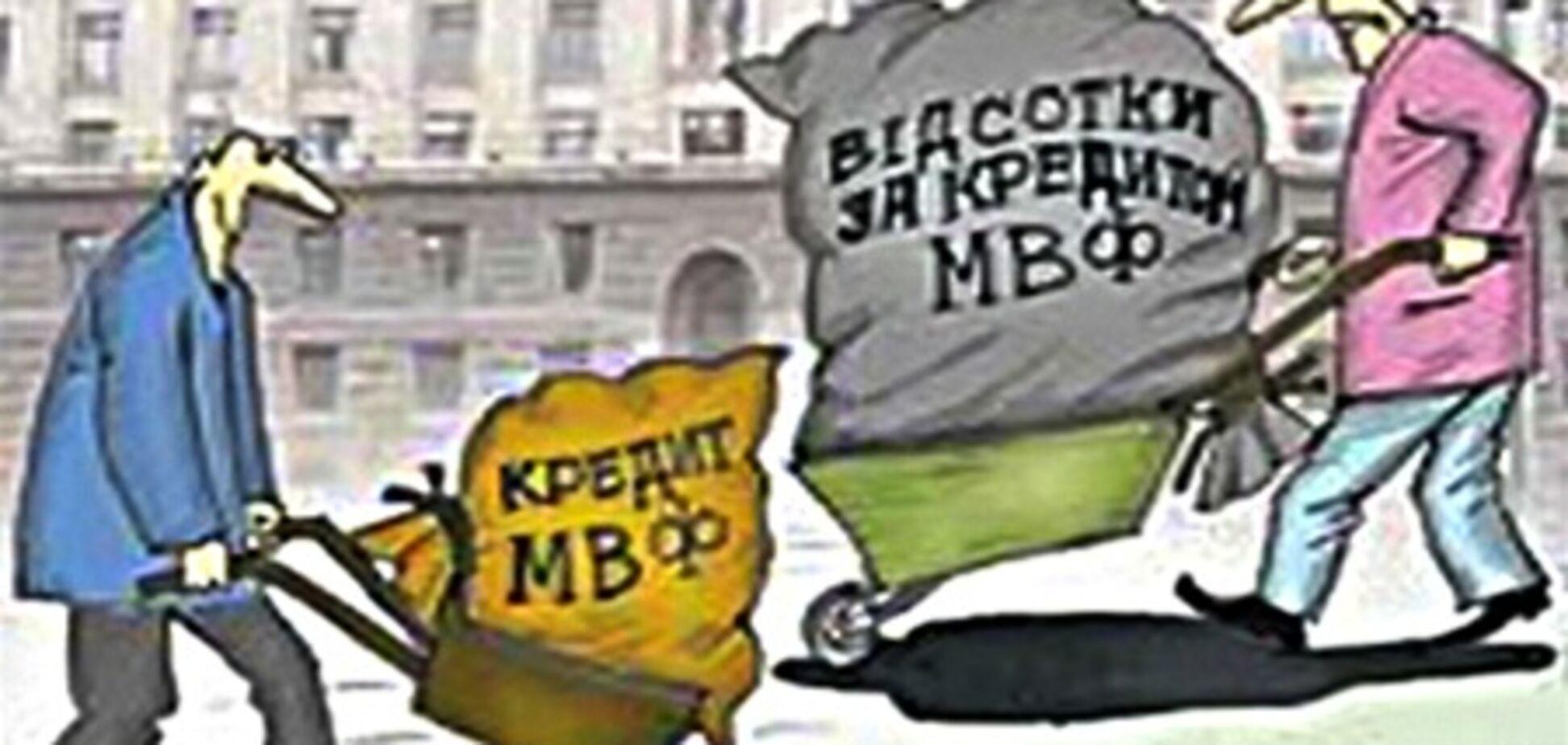 Боргова петля МВФ